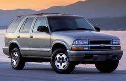 Chevrolet Blazer 2003 foto - 1