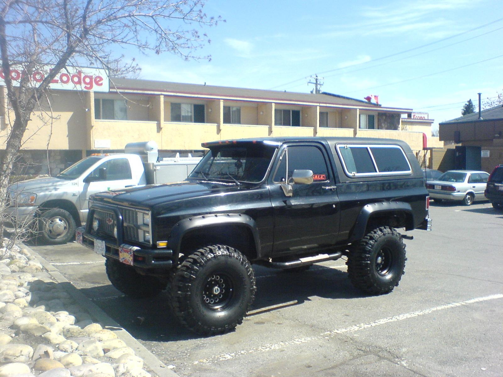 Chevrolet Blazer 2003 foto - 2