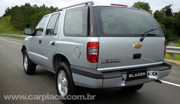 Chevrolet Blazer 2003 foto - 5