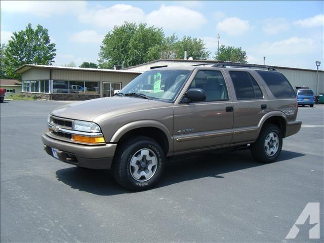 Chevrolet Blazer 2004 foto - 1
