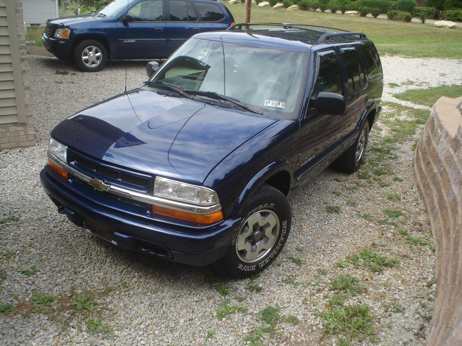 Chevrolet Blazer 2004 foto - 2