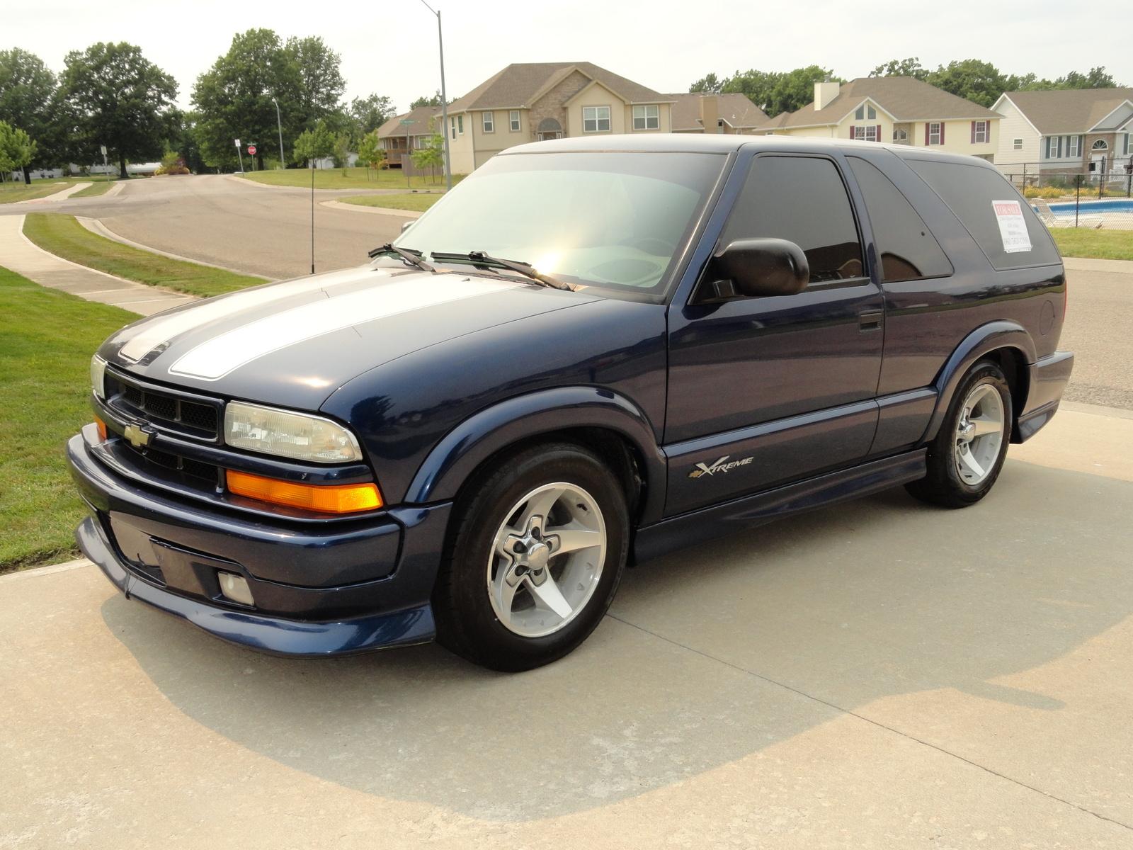 Chevrolet Blazer 2004 foto - 4