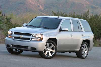 Chevrolet Blazer 2005 foto - 2