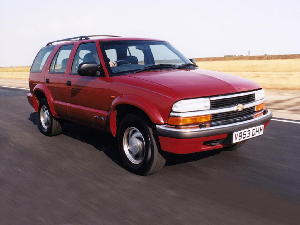 Chevrolet Blazer 2005 foto - 3