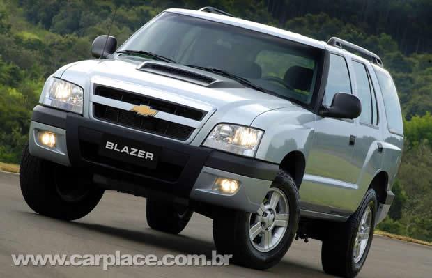 Chevrolet Blazer 2005 foto - 4