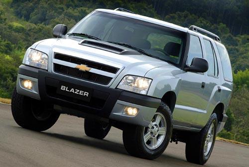 Chevrolet Blazer 2006 foto - 2