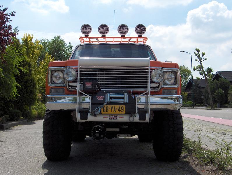 Chevrolet Blazer 2006 foto - 4