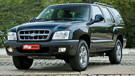 Chevrolet Blazer 2006 foto - 5