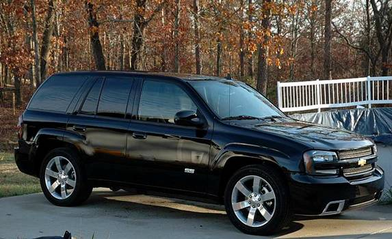 Chevrolet Blazer 2007 foto - 1
