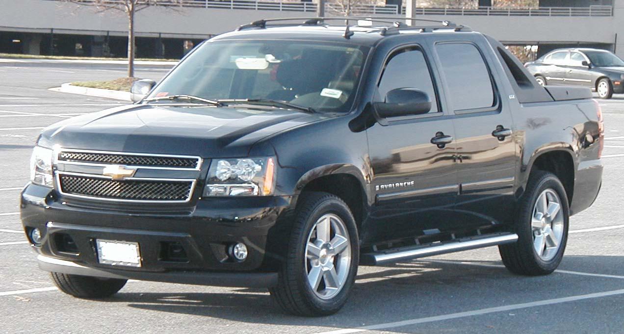 Chevrolet Blazer 2007 foto - 2