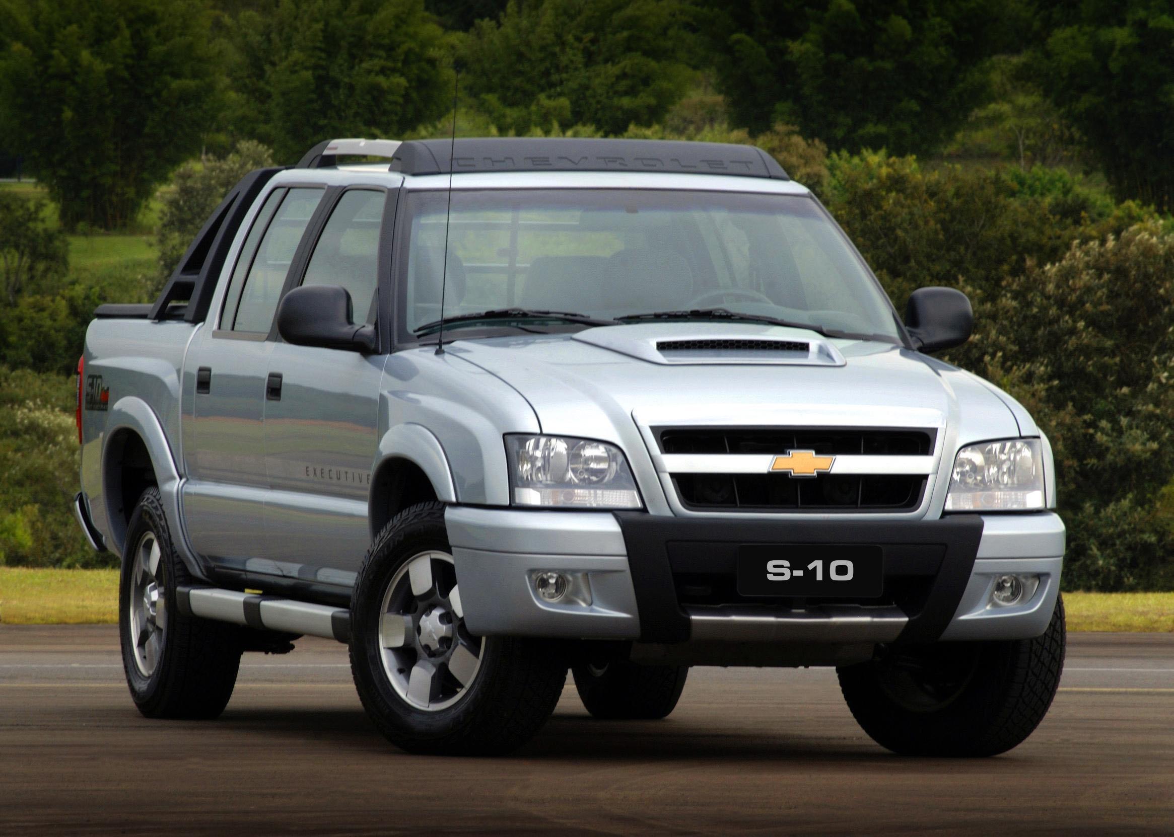 Chevrolet Blazer 2007 foto - 3
