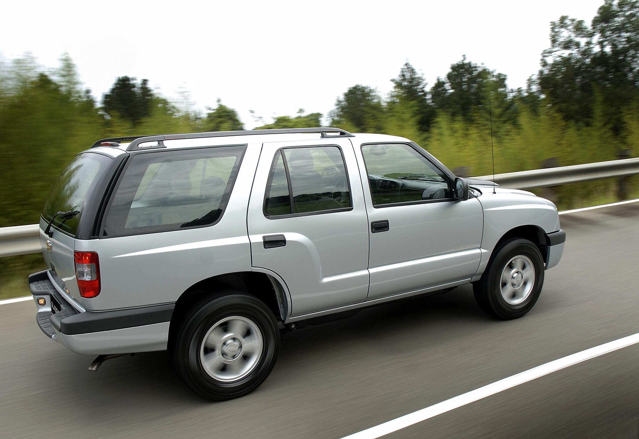 Chevrolet Blazer 2007 foto - 5