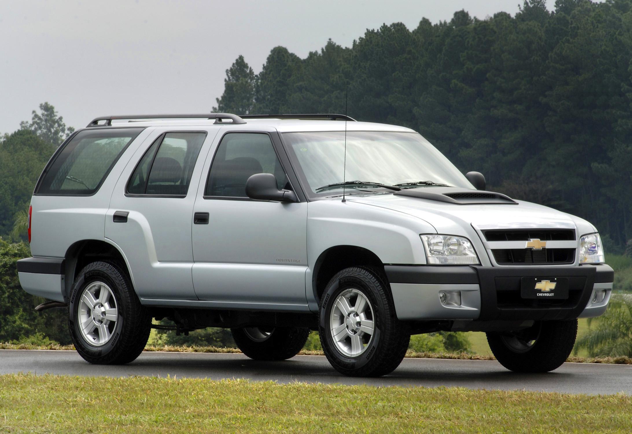 Chevrolet Blazer 2008 foto - 1