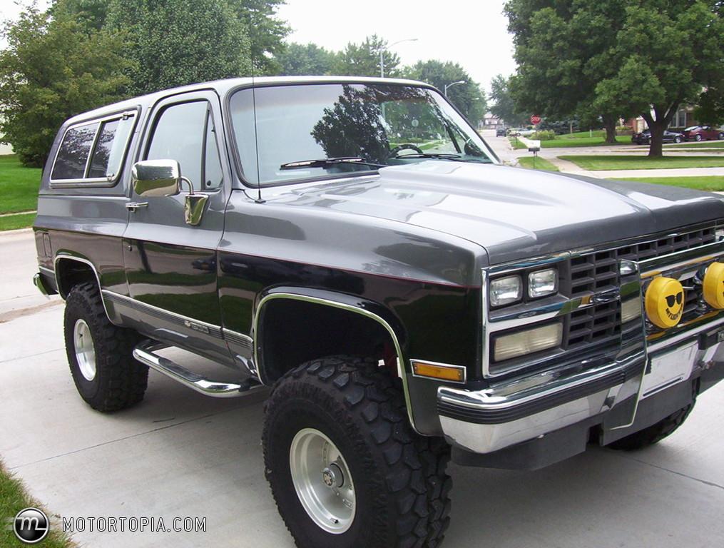Chevrolet Blazer 2008 foto - 3