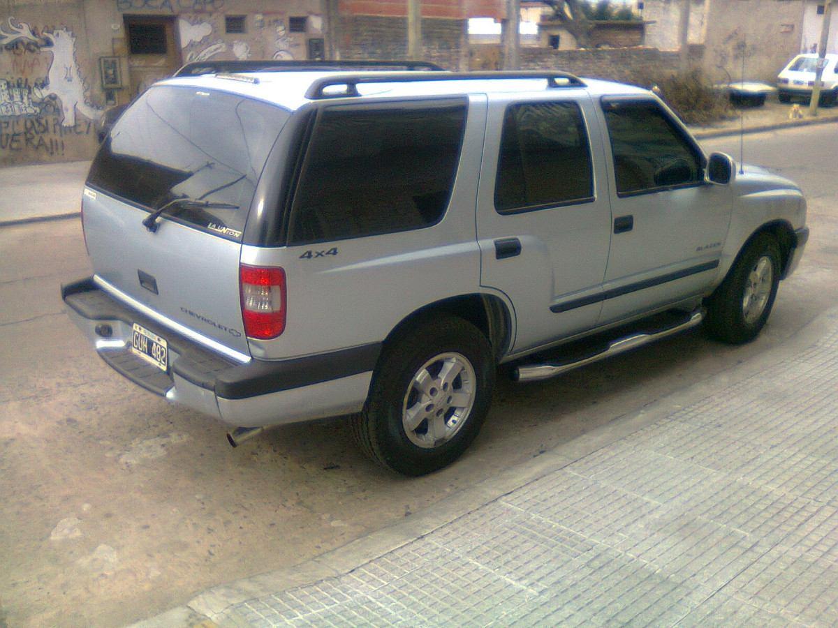 Chevrolet Blazer 2008 foto - 5