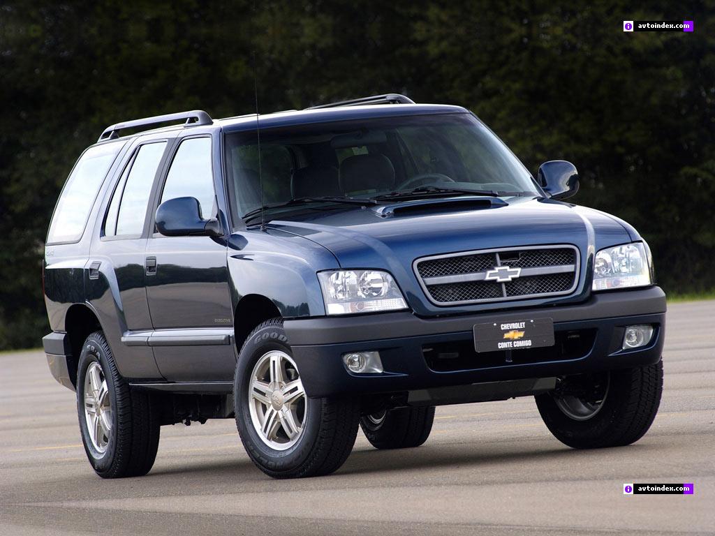 Chevrolet Blazer 2009 foto - 1