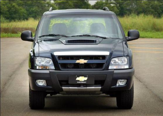 Chevrolet Blazer 2009 foto - 4