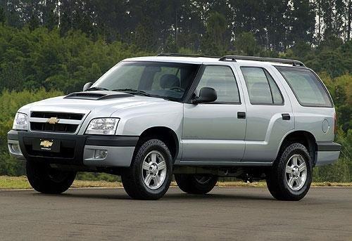 Chevrolet Blazer 2010 foto - 1