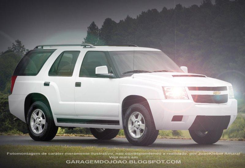 Chevrolet Blazer 2010 foto - 2