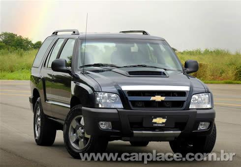 Chevrolet Blazer 2010 foto - 3