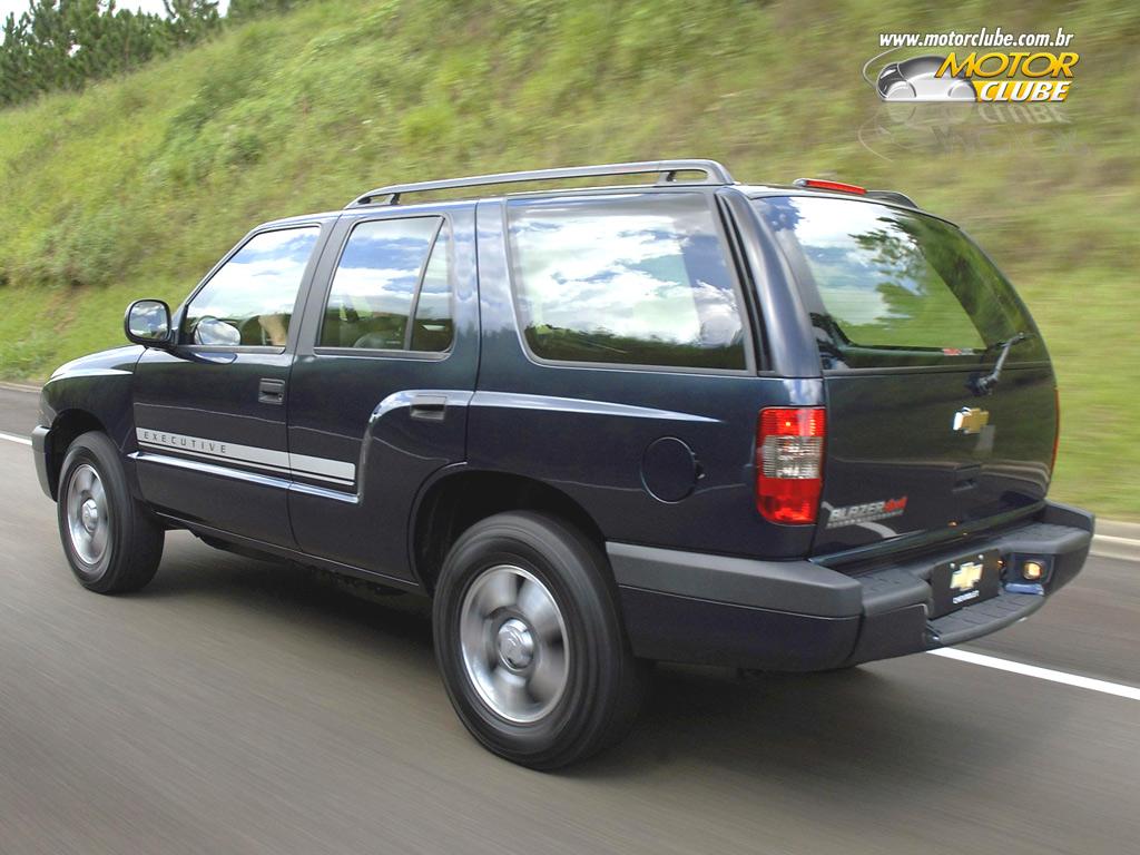 Chevrolet Blazer 2010 foto - 4