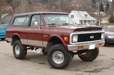 Chevrolet Blazer 2010 foto - 5