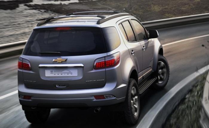 Chevrolet Blazer 2011 foto - 5
