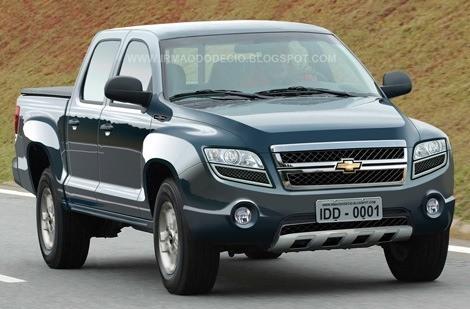 Chevrolet Blazer 2012 foto - 1