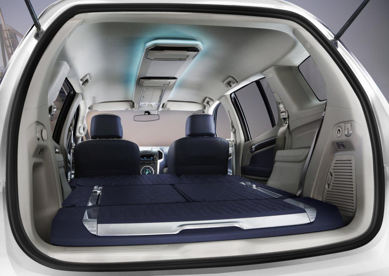 Chevrolet Blazer 2012 foto - 3