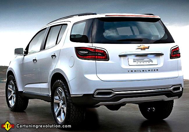 Chevrolet Blazer 2013 foto - 1