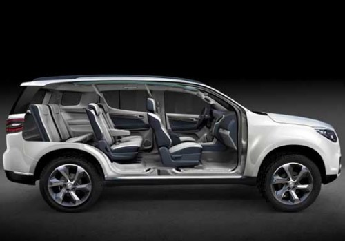 Chevrolet Blazer 2013 foto - 2