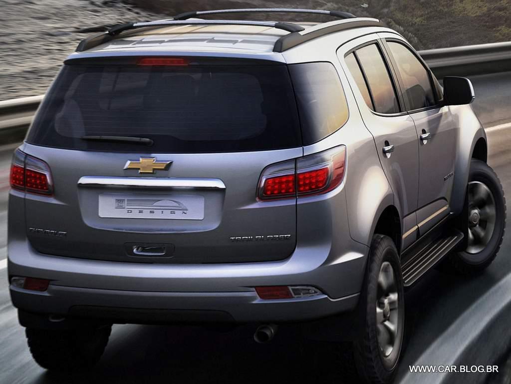 Chevrolet Blazer 2013 foto - 3
