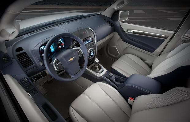 Chevrolet Blazer 2013 foto - 4