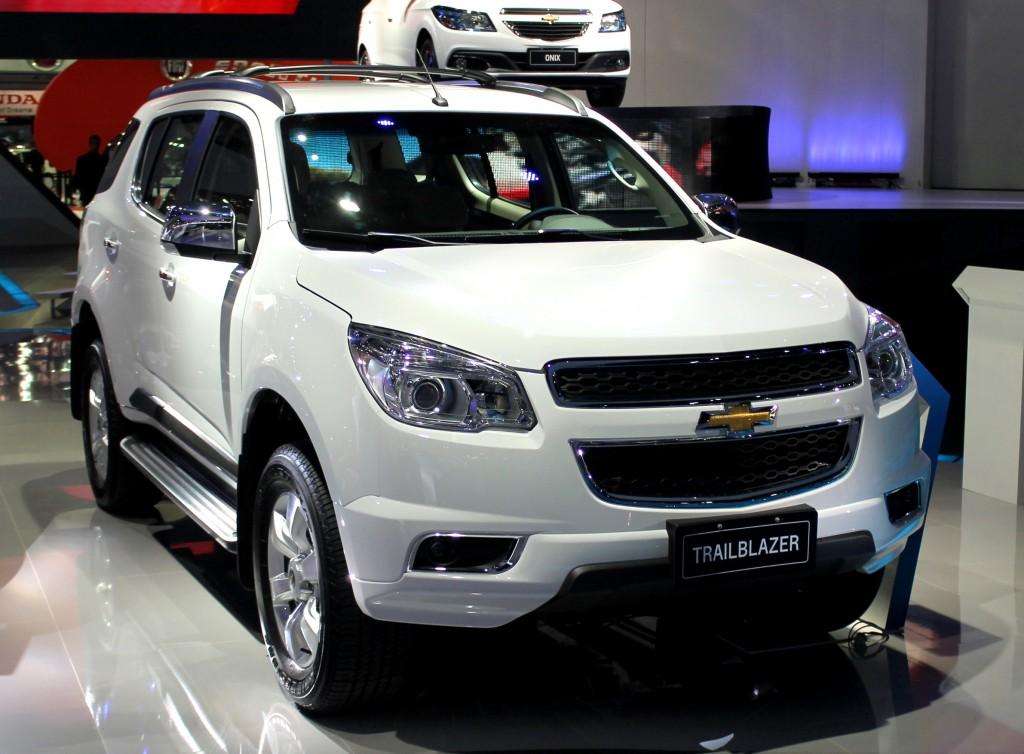 Chevrolet Blazer 2014 foto - 3