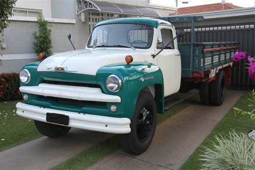 Chevrolet Brasil 1958 foto - 5