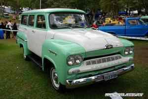 Chevrolet Brasil 1959 foto - 1