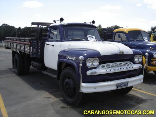 Chevrolet Brasil 1959 foto - 3