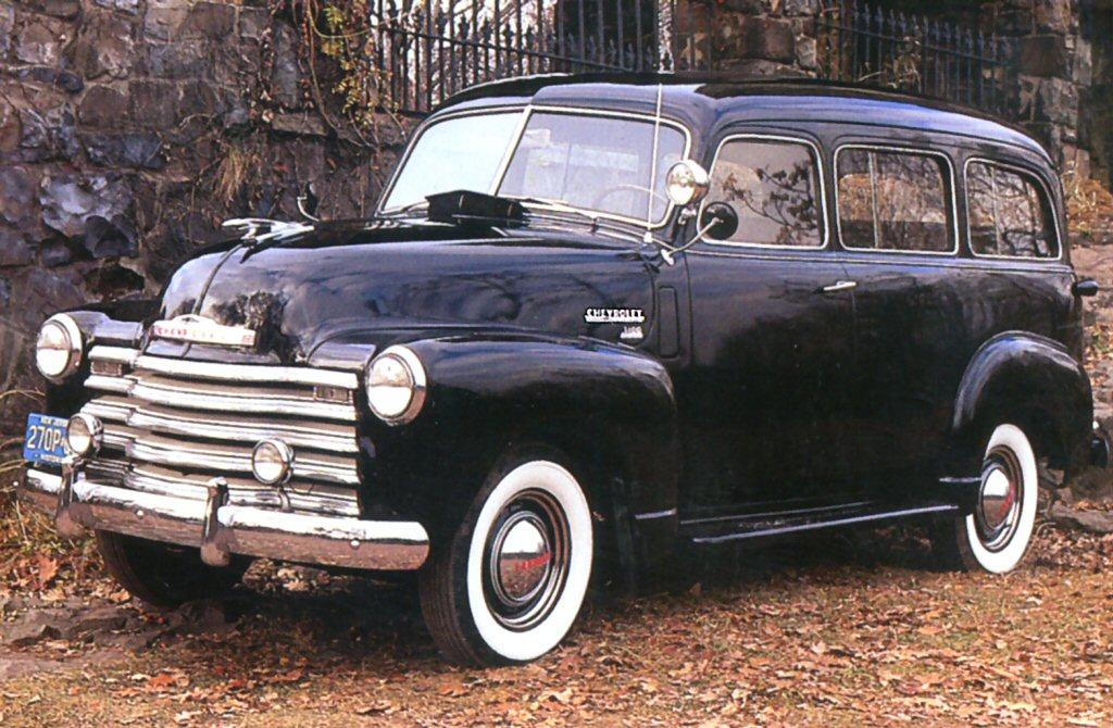 Chevrolet Brasil 1959 foto - 4