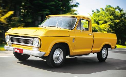 Chevrolet Brasil 1960 foto - 2