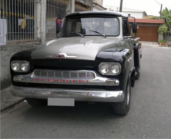 Chevrolet Brasil 1960 foto - 5