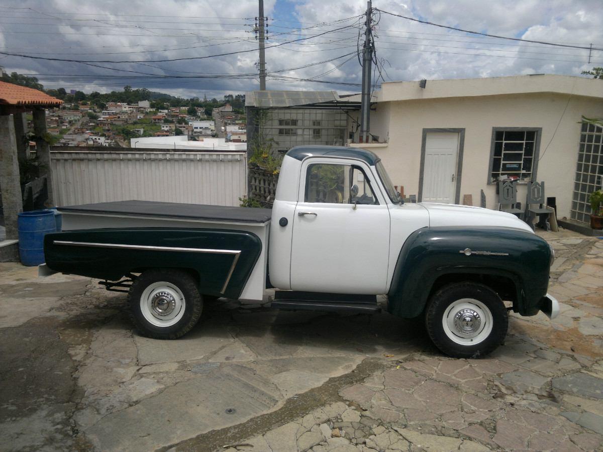 Chevrolet Brasil 1961 foto - 1