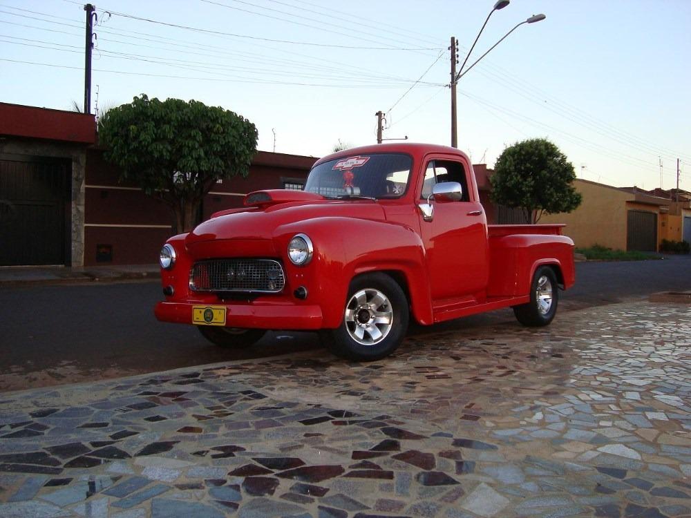 Chevrolet Brasil 1961 foto - 2