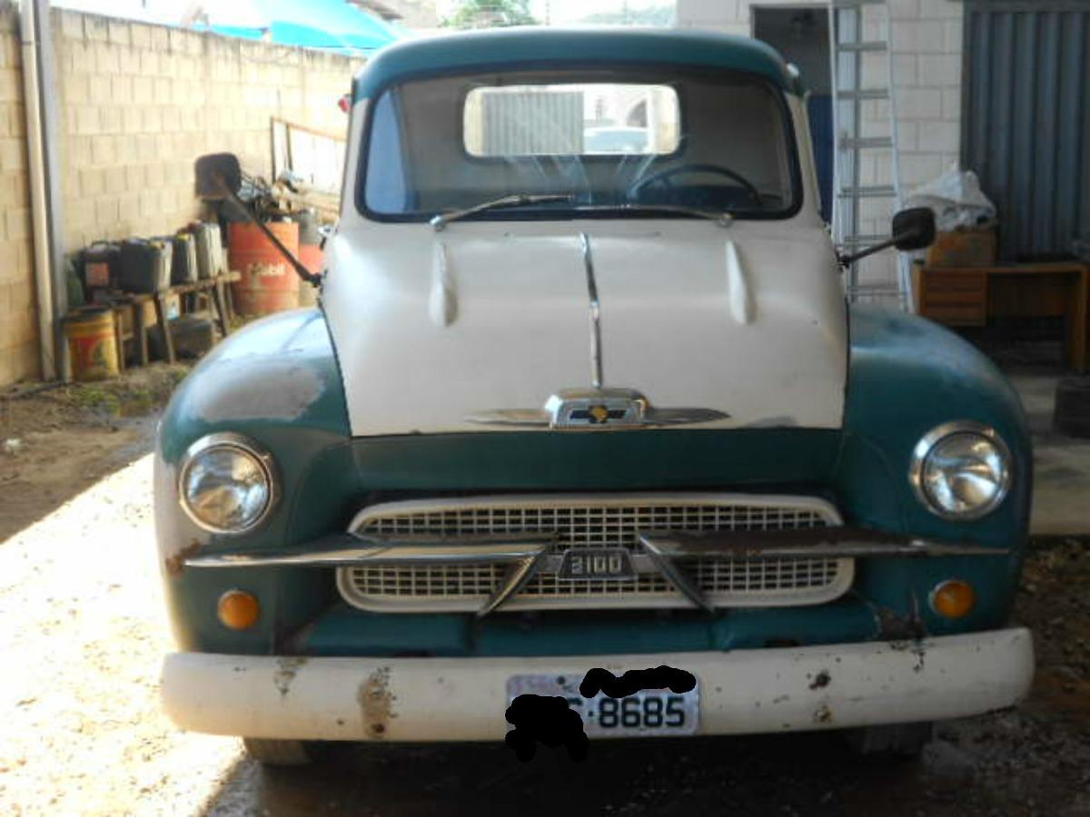 Chevrolet Brasil 1962 foto - 1