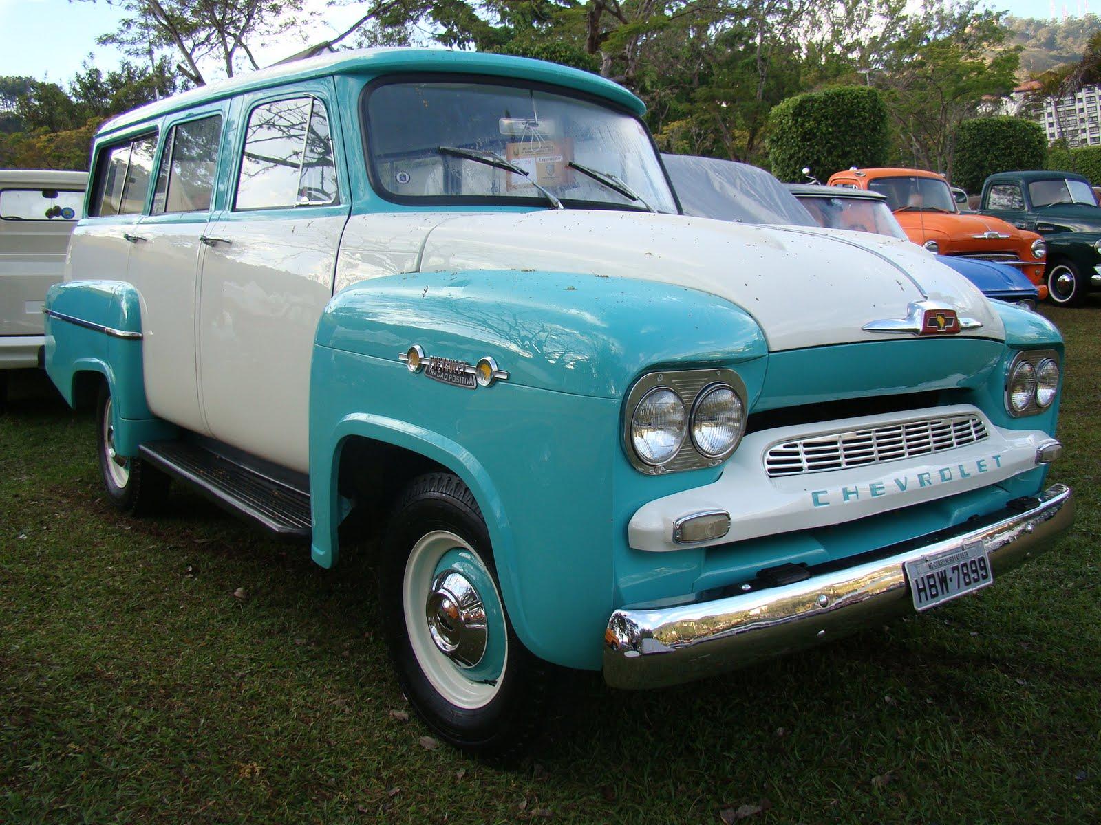 Chevrolet Brasil 1962 foto - 3