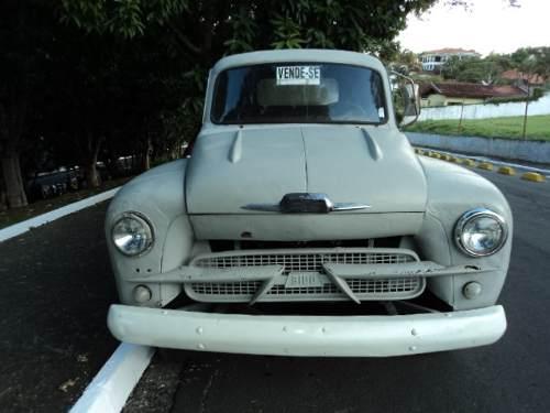 Chevrolet Brasil 1962 foto - 4