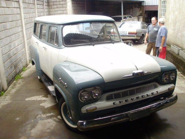 Chevrolet Brasil 1963 foto - 1