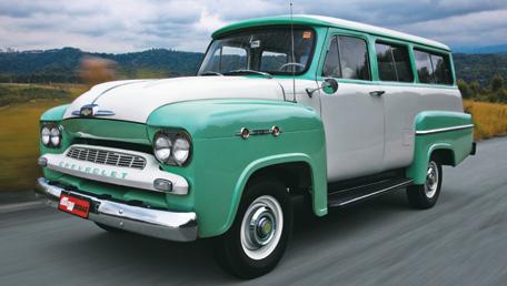Chevrolet Brasil 1963 foto - 2