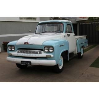Chevrolet Brasil 1963 foto - 4