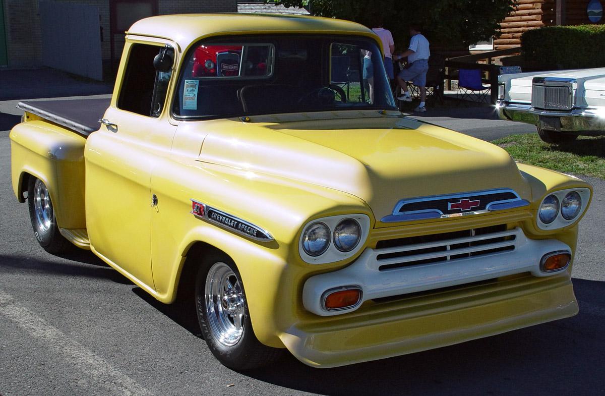 Chevrolet Brasil 1963 foto - 5