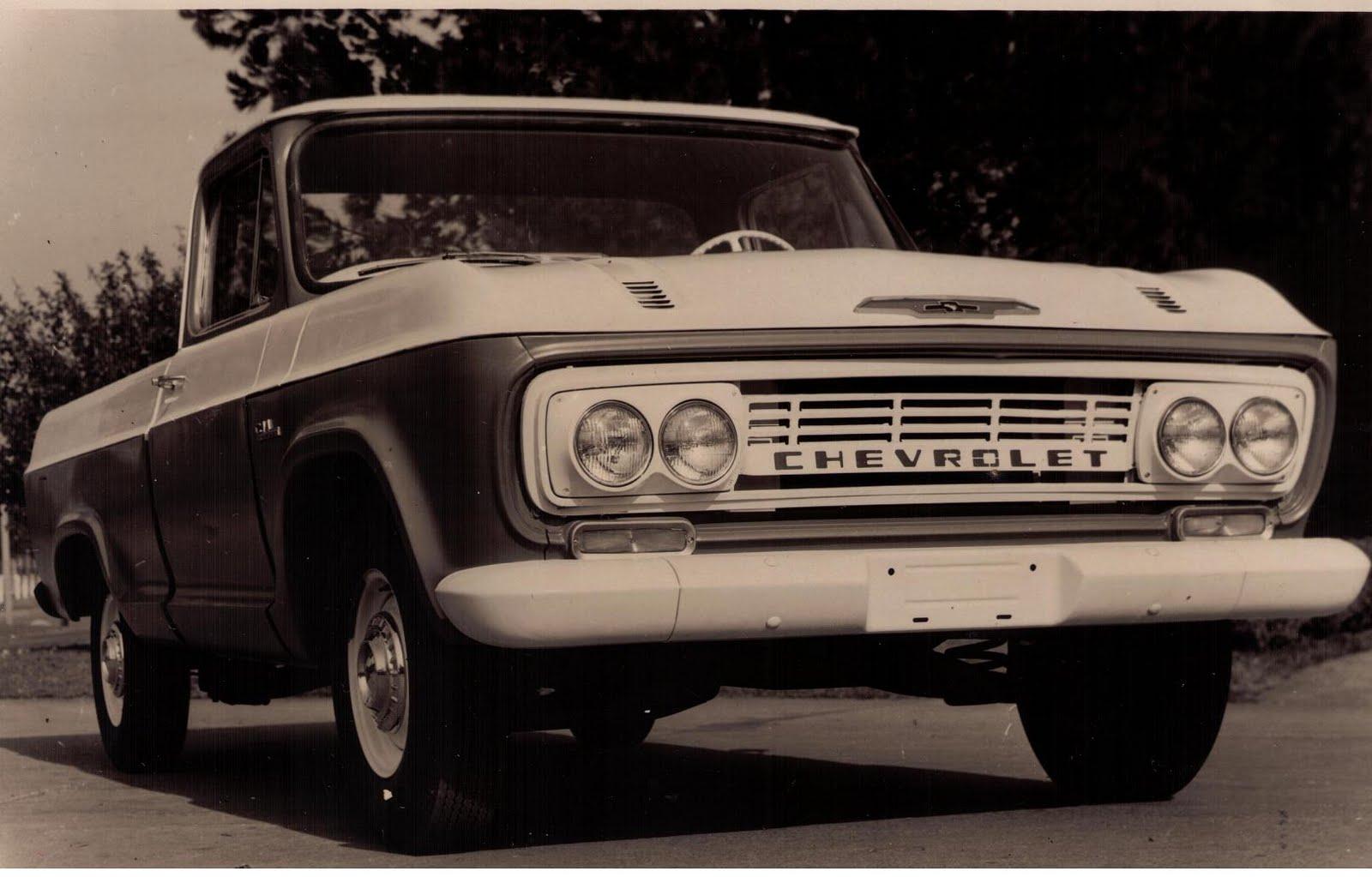 Chevrolet C 10 1957 foto - 2